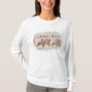 T-shirt L'armée de William allant au Saint-Michel de Mont