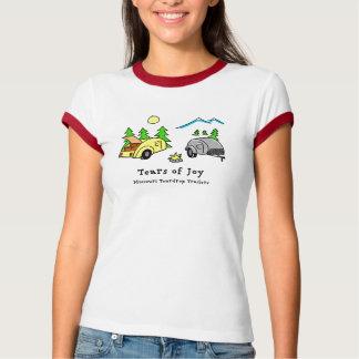 T-shirt Larmes de joie