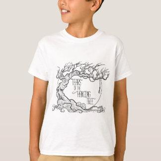 T-shirt Larmes de l'arbre accrochant