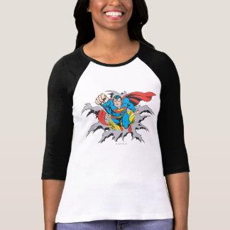 T-shirt Larmes de Superman
