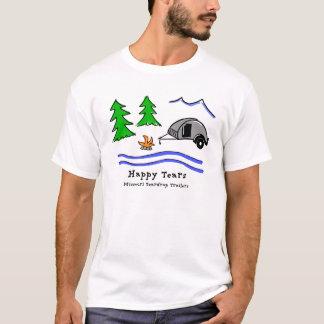 T-shirt Larmes heureuses