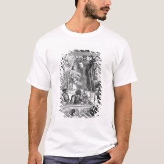 T-shirt L'arrestation d'Anne Boleyn