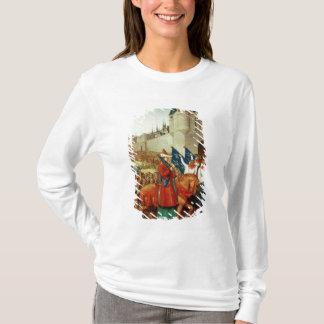 T-shirt L'arrivée de Charles V à Paris