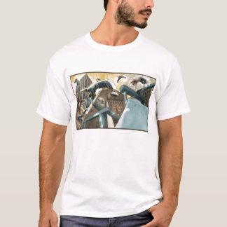 T-shirt L'art d'élevé en plein air
