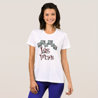 T-shirt Las Vegas aimant
