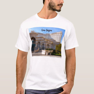 T-shirt Las Vegas Monte Carlo