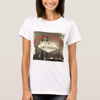 T-shirt Las Vegas que nous nous tenons ensemble