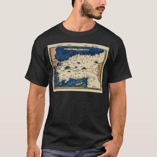 T-shirt L'Asie 1513