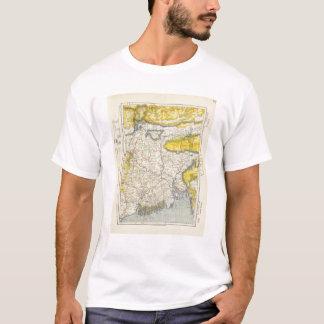 T-shirt L'Asie du sud, Inde, Bangladesh