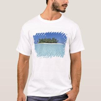 T-shirt L'ASIE, Maldives, atoll d'Ari, inhabité