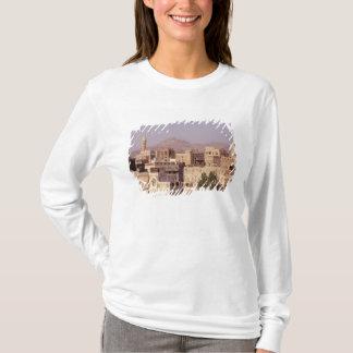T-shirt L'Asie, Moyen-Orient, République du Yémen, Sana'a.