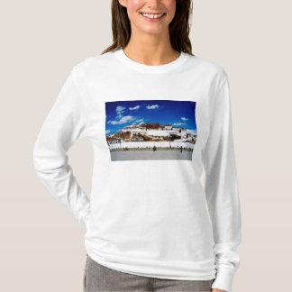 T-shirt L'Asie, Thibet, Lhasa, le Palais du Potala. UNECSO