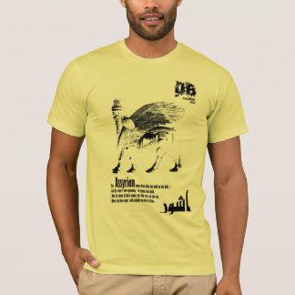 T-shirt L'Assyrien par DB la marque de Dubaï