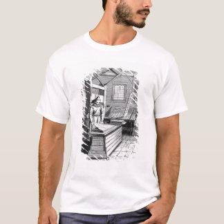 T-shirt L'atelier de reliure de Laurens Janszoon Koster