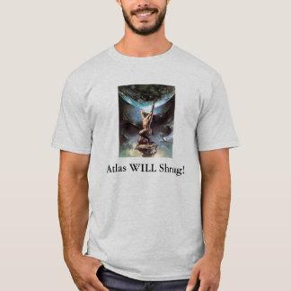T-shirt L'atlas gesticulera !