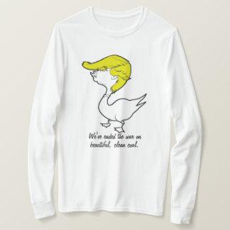 T-shirt L'ATOUT des femmes SUR le tee - shirt de