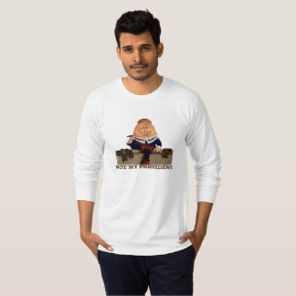 T-shirt (L'atout est) non mon président