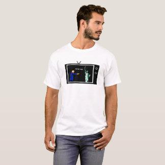 T-shirt L'atout met le feu à Madame Liberty Shirt