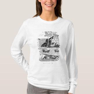 T-shirt L'atterrissage de Columbus