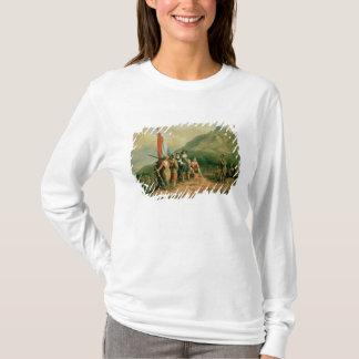 T-shirt L'atterrissage de janv. van Riebeeck