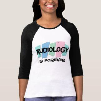 T-shirt L'audiologie est Forever