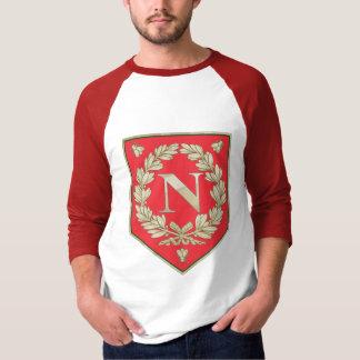 T-shirt Laurier de napoléon avec des abeilles