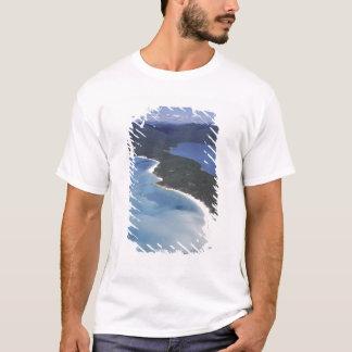 T-shirt L'Australie, le Whitsundys, Queensland. Colline