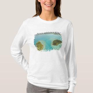 T-shirt L'Australie, Queensland, côte de Whitsunday,