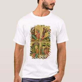 T-shirt L'autel de Buxtehude, droite, 1400-10