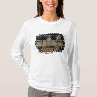 T-shirt L'autel de Verduner, avec des panneaux dépeignant
