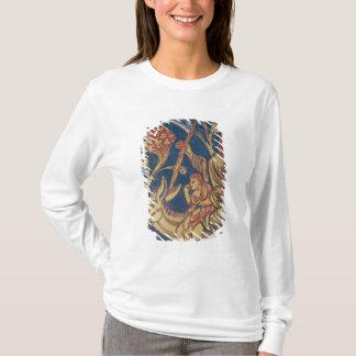 T-shirt L'autel de Verduner, détail d'une frontière de