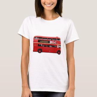 T-shirt L'autobus de rouge de Londres