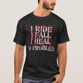 T-shirt L'automne de tour guérissent
