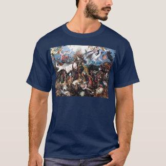 T-shirt L'automne des anges rebelles par Pieter Bruegel