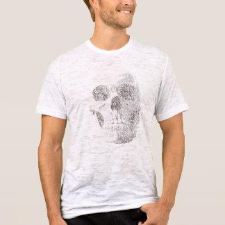 T-shirt L'autre côté, crâne