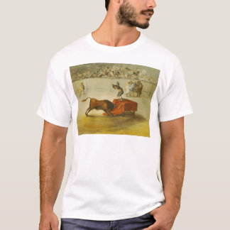 T-shirt L'autre folie de Martincho dans l'anneau de