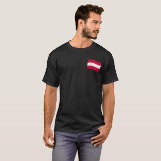 T-shirt L'Autriche bat pavillon
