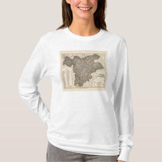 T-shirt L'Autriche, Liechtenstein