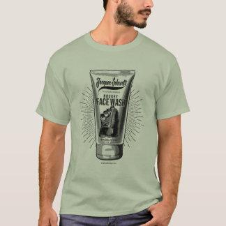 T-shirt Lavage de visage d'hockey de Jacques Schwett