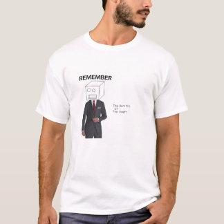 T-shirt L'avantage du doute