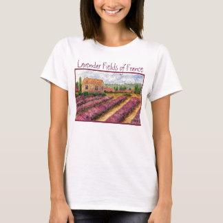 T-shirt Lavendar en Provence France