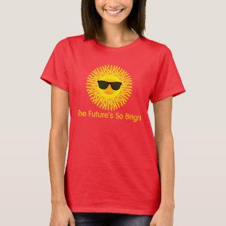 T-shirt L'AVENIR si LUMINEUX
