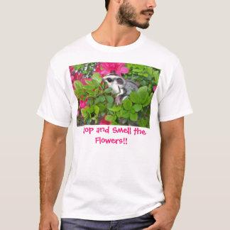 T-shirt L'azalée 001, arrêt de Splenda et sentent les