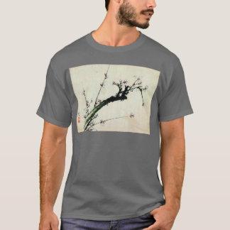 T-shirt le 梅花, prune de 北斎 se développe, Hokusai, Ukiyo-e