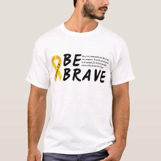 T-shirt Le 1:9 de Joshua soit courageux