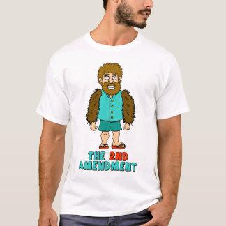 T-shirt Le 2ème amendement