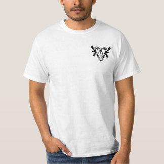 T-shirt Le 2ème amendement : la vraie origine des espaces