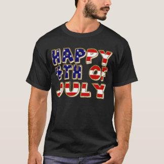 T-shirt le 4ème juillet
