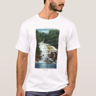 T-shirt Le babeurre cultive le parc d'état plus bas tombe