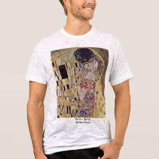 T-shirt Le baiser (détail) par Klimt Gustav